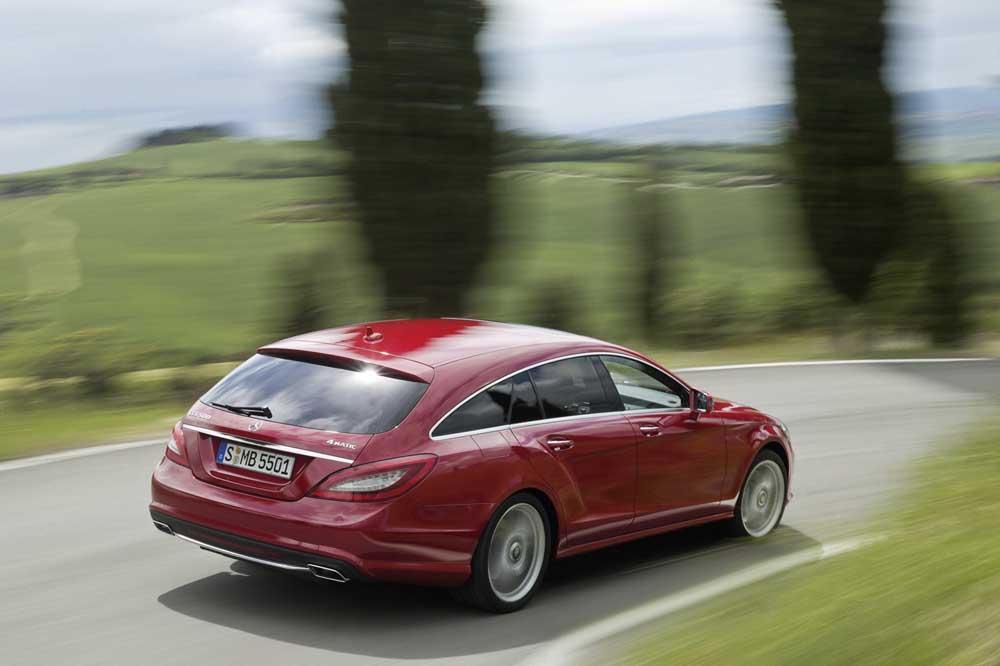 Photo of Mercedes-Benz CLS Shooting Brake [new model+vid]
