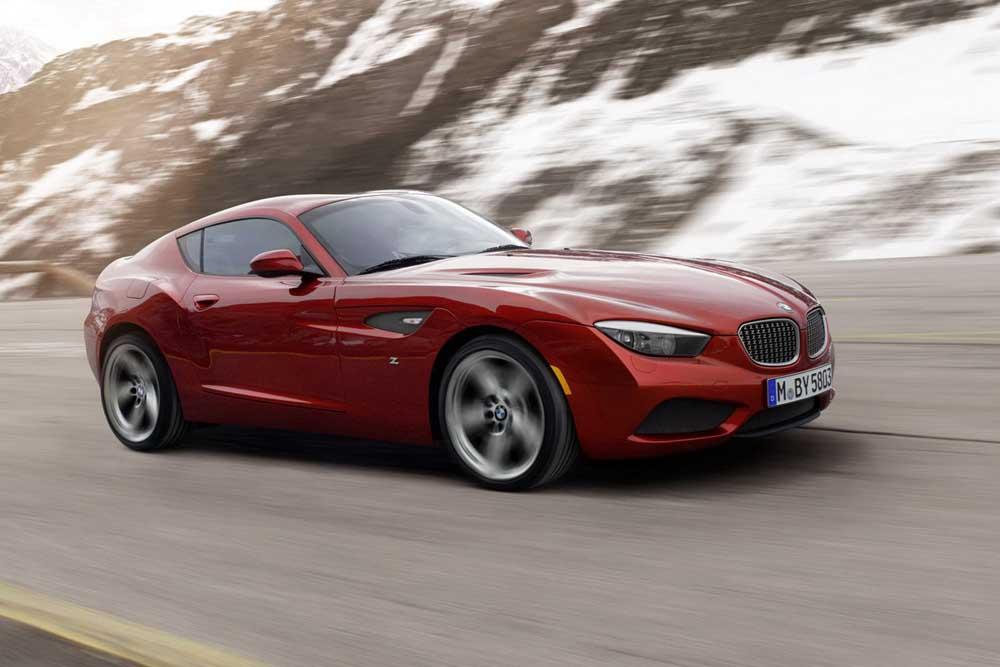 Photo of BMW Zagato Coupé [concept]