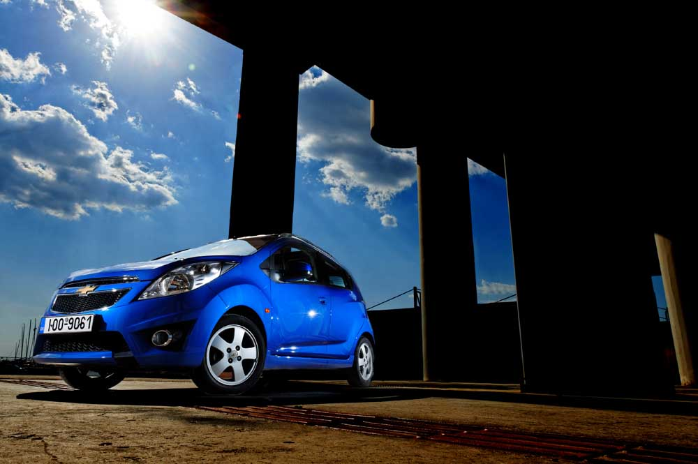 Photo of Chevrolet Spark 1.0 Topless LPG [test drive]