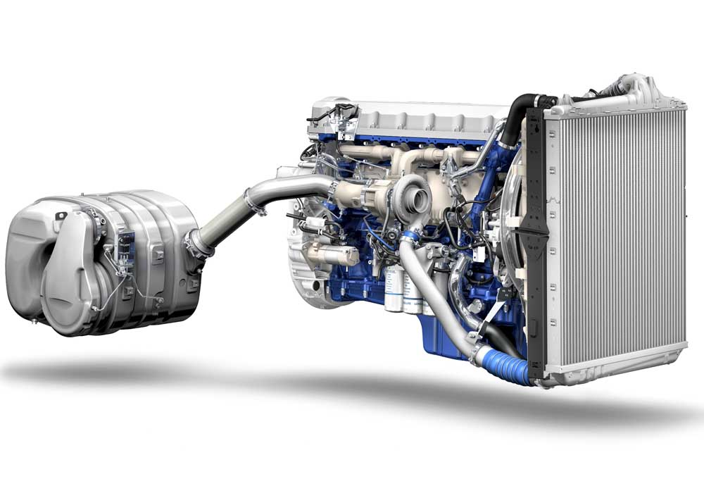 Photo of Volvo Trucks, νέος κινητήρας Euro 6!