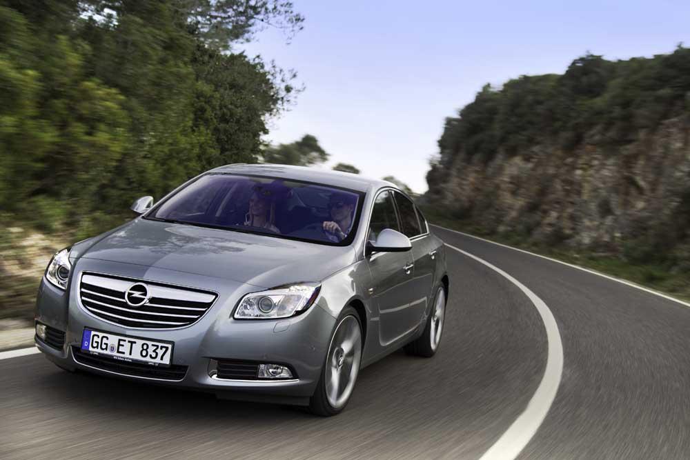 Photo of Opel, και έκδοση LPG για το Insignia!