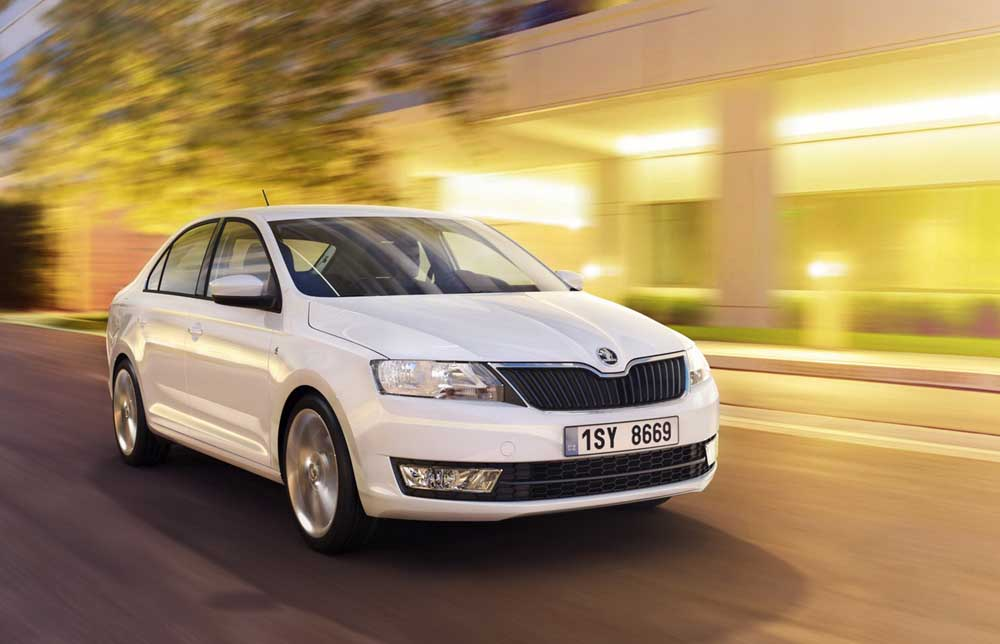 Photo of Skoda Rapid [first drive]