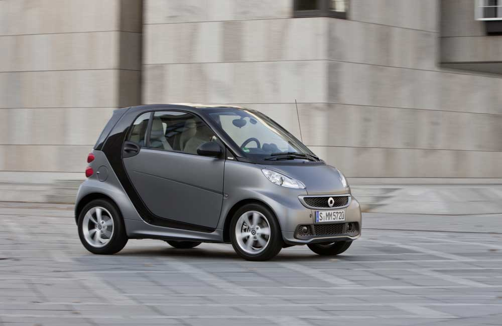 Photo of smart fortwo coupe cdi [test drive]