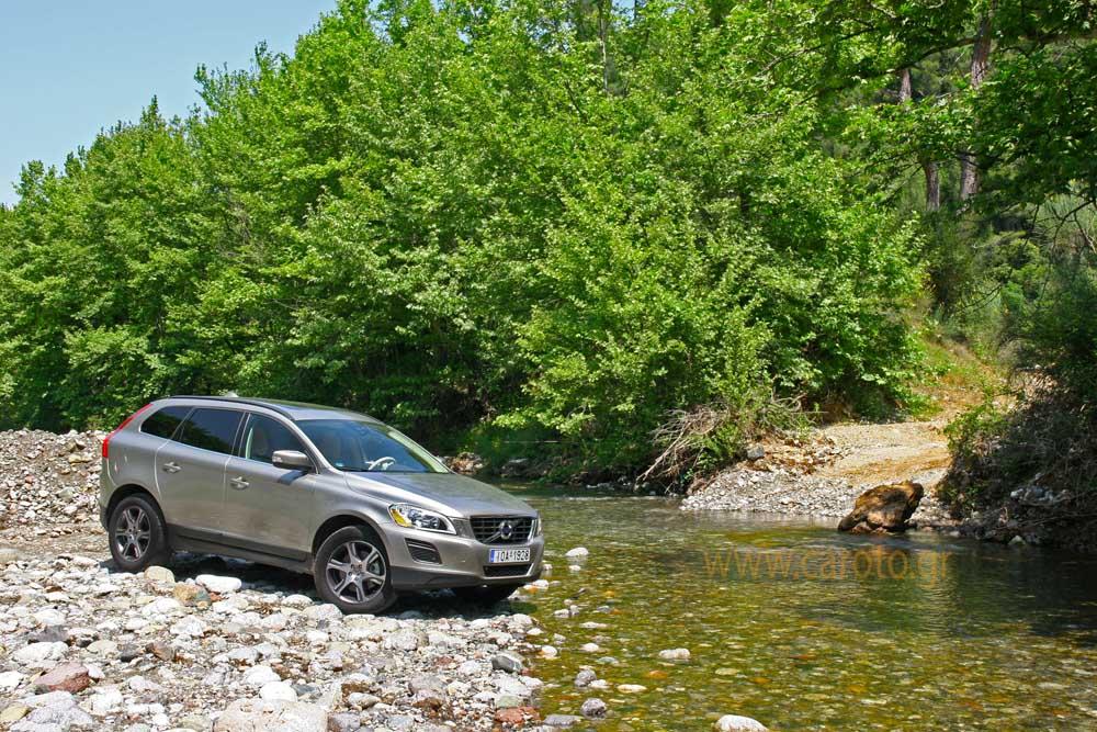 Photo of Με Volvo XC60 D4 στην Εύβοια [on the road]