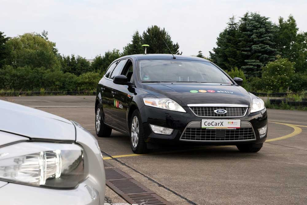 Photo of Ford, στο δρόμο η τεχνολογία car-to-car!