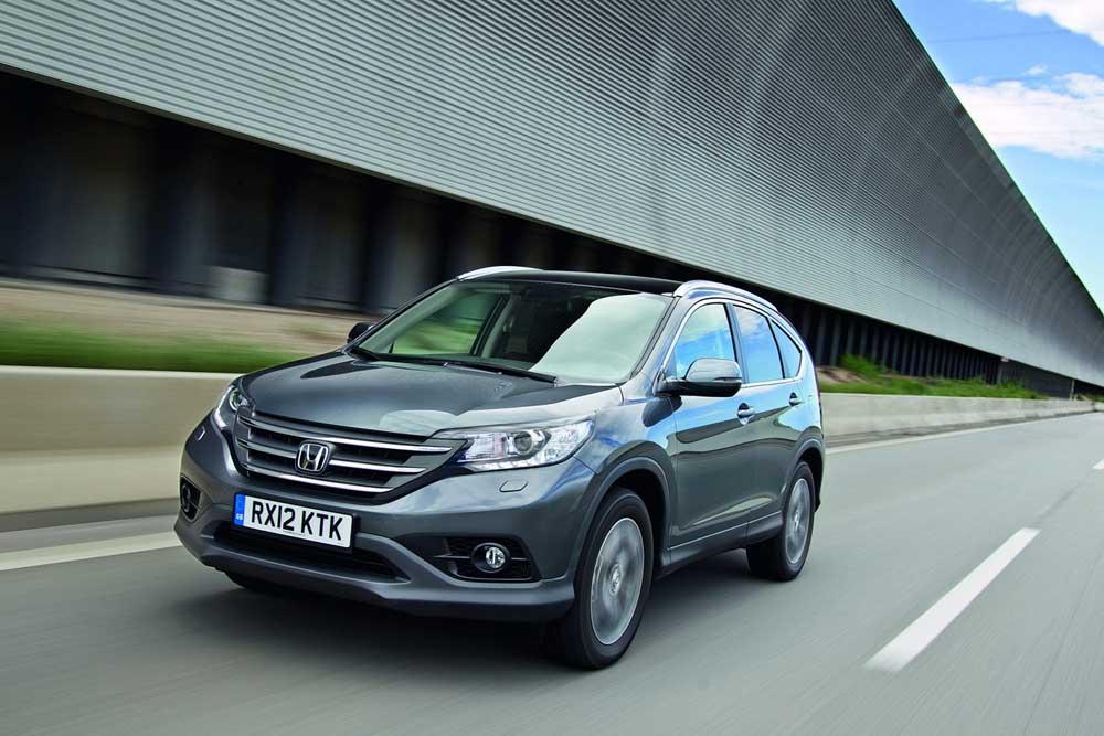 Photo of Honda, περισσότερα στοιχεία για το νέο CR-V!