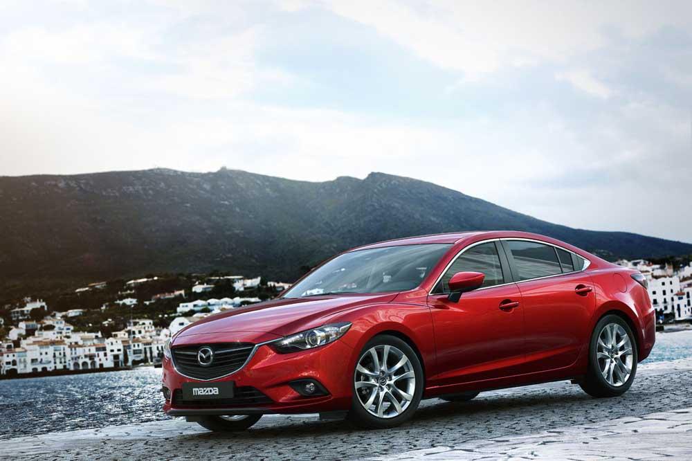 Photo of Νέο Mazda 6, τα πρώτα στοιχεία!