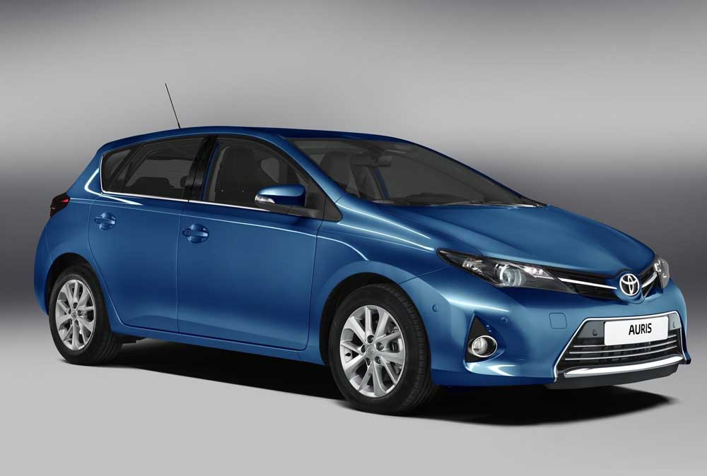 Photo of Νέο Toyota Auris στο Παρίσι!
