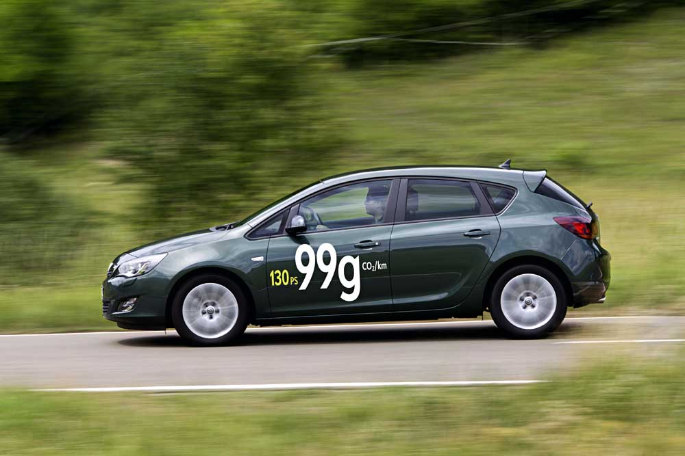 Photo of Opel Astra 1.7 CDTI ecoFLEX [test drive]