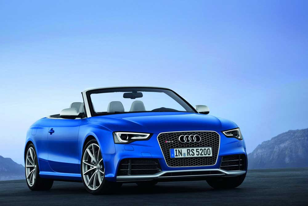 Photo of Audi RS5 Cabriolet, πρεμιέρα στο Παρίσι!