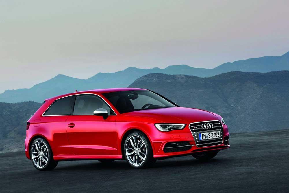 Photo of Audi, με S3 και Sportback στο Παρίσι!