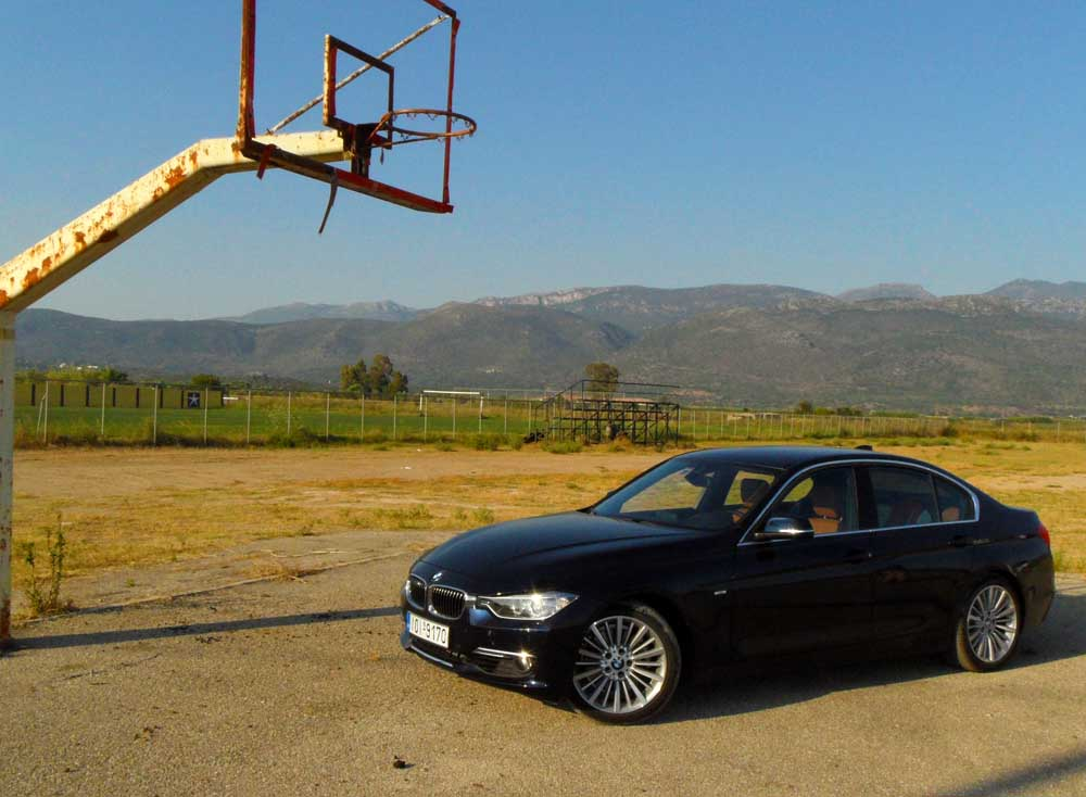 Photo of BMW 328i [test drive]