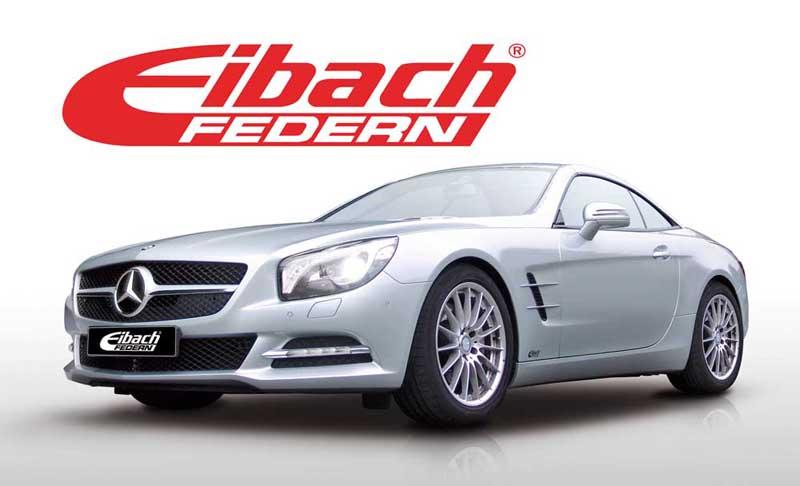 Photo of Eibach Pro-Kit και αποστάτες για τη νέα Mercedes SL