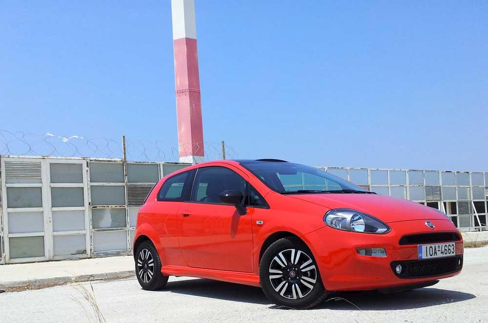 Photo of Fiat Punto TwinAir [test drive]