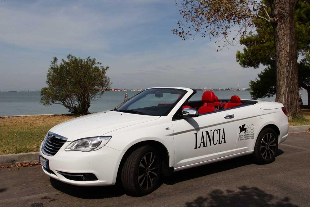 Photo of H Lancia χορηγός του 69ου Φεστιβάλ Βενετίας