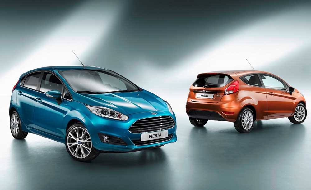 Photo of Ford, νέο Fiesta με κινητήρα 1.0 EcoBoost!