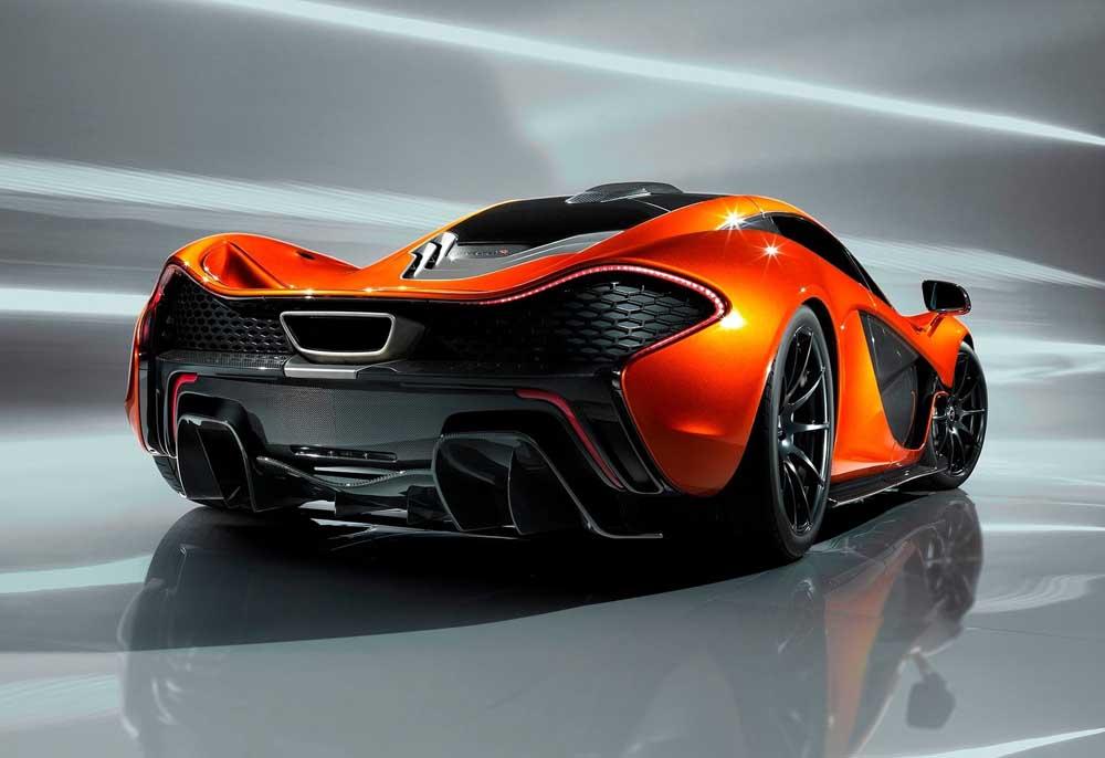 Photo of McLaren P1 Concept, το άλλο supercar!