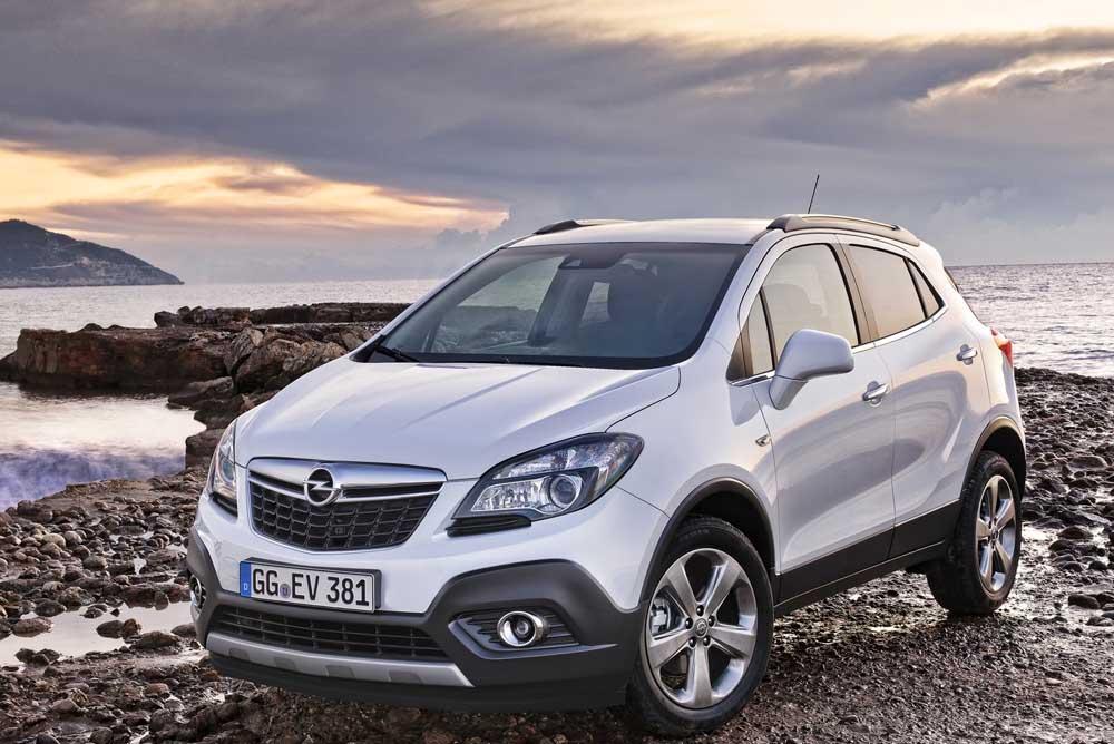 Photo of Opel Mokka από 22.450€!
