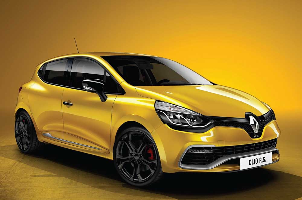 Photo of Renault Clio RS 200 & Clio Estate, παριζιάνικο ντεμπούτο!