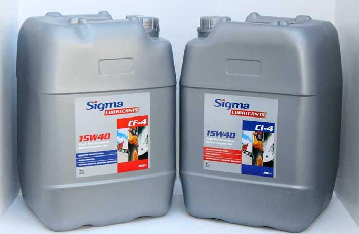 Photo of Sigma Lubricants, νέα σειρά λιπαντικών για φορτηγά και επαγγελματικά μηχανήματα
