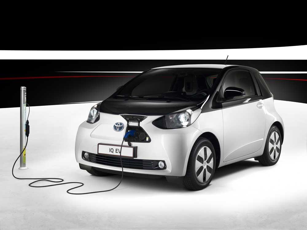 Photo of Toyota, στην παραγωγή  το iQ EV!