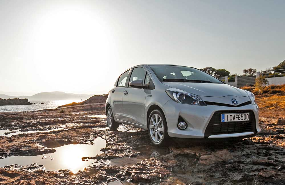 Photo of Toyota Yaris HSD [first drive]