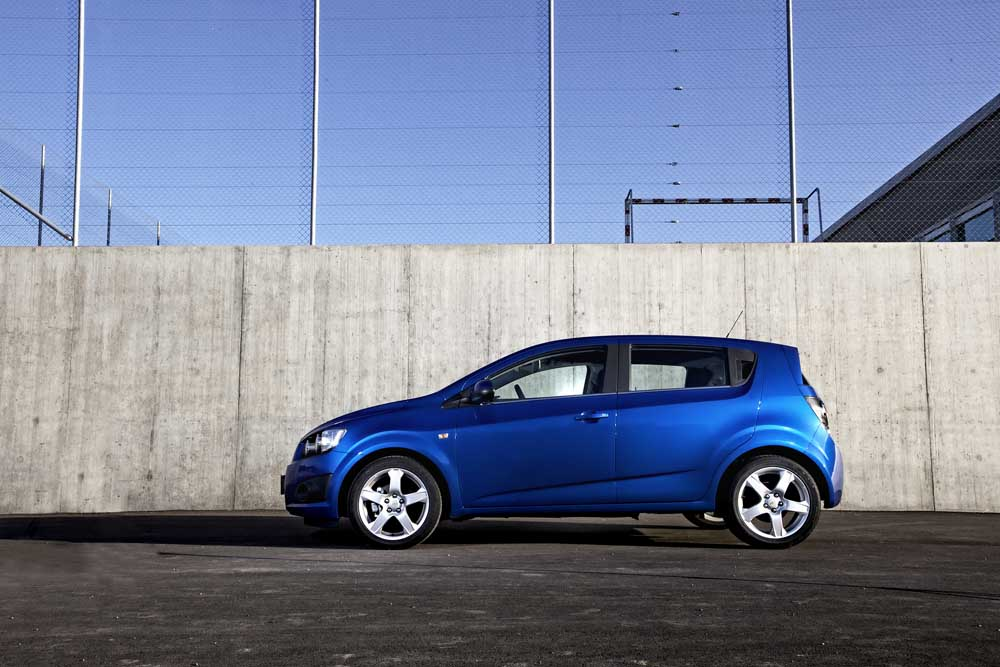 Photo of Chevrolet Aveo 1.3 D [test drive]