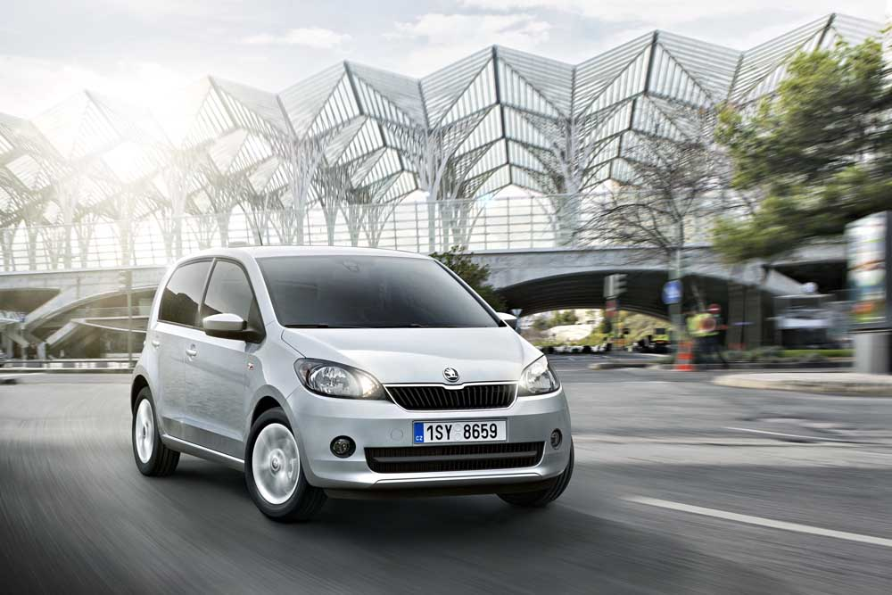 Photo of Skoda Citigo, και σε έκδοση CNG!