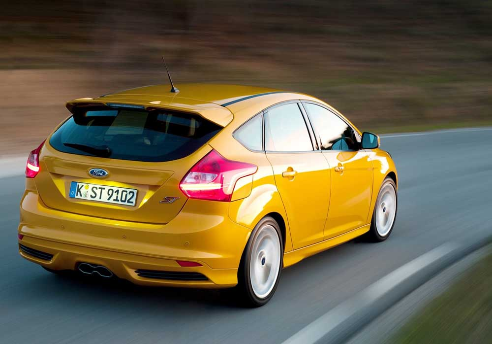 Photo of Νέο Ford Focus ST από 33.480€