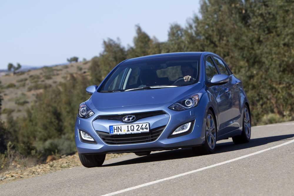 Photo of Hyundai i30 1.4 [test drive]