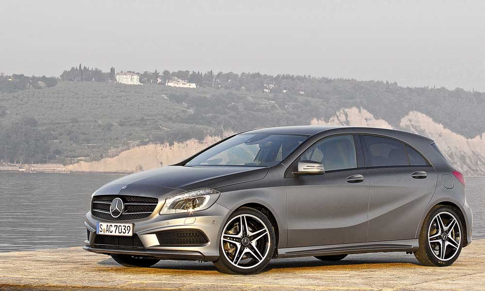 Photo of Mercedes-Benz A180 BlueEfficiency [test drive]