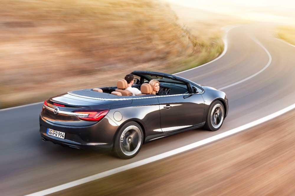 Photo of Opel, το Cascada… ξεσκεπάζεται!