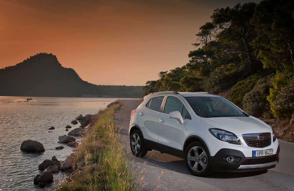 Photo of Opel Mokka 1.4 Turbo [test drive]