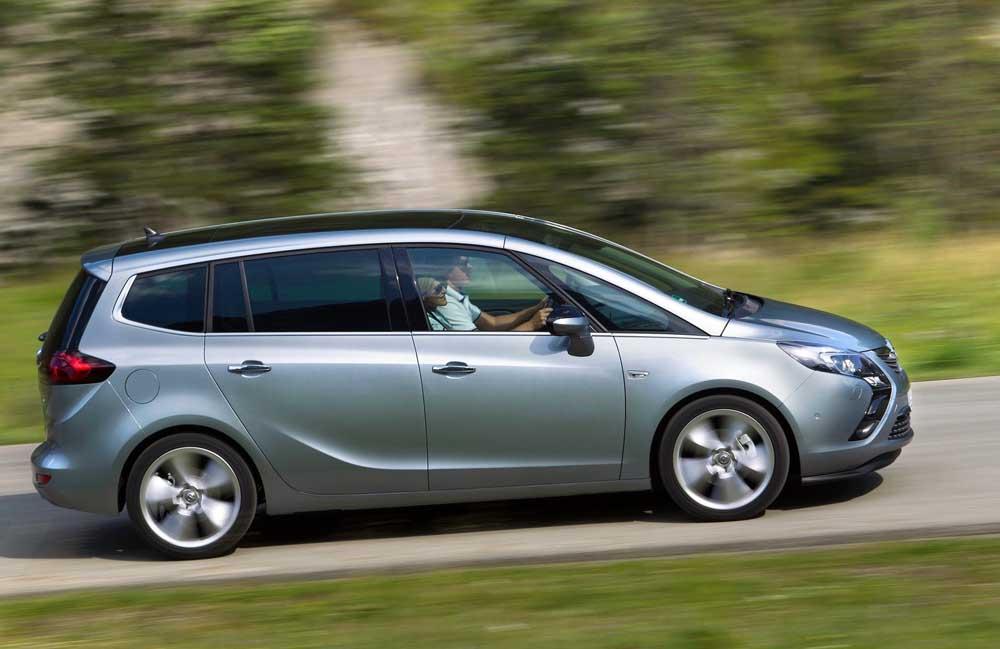 Photo of Opel Zafira Tourer 1.4 T [test drive]