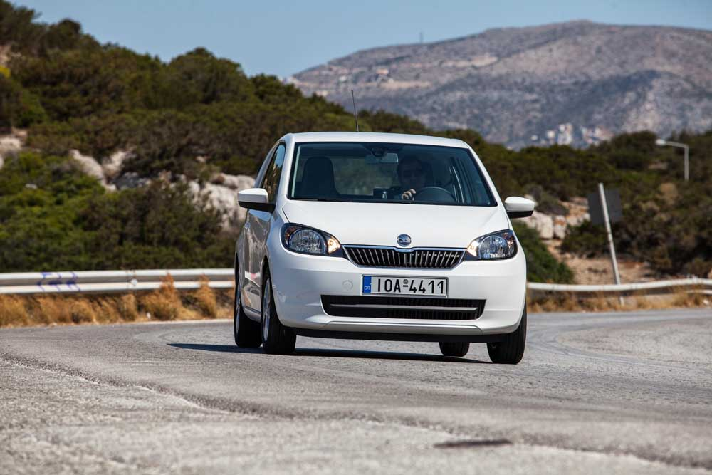 Photo of Skoda Citigo 1.0 60hp [test drive]