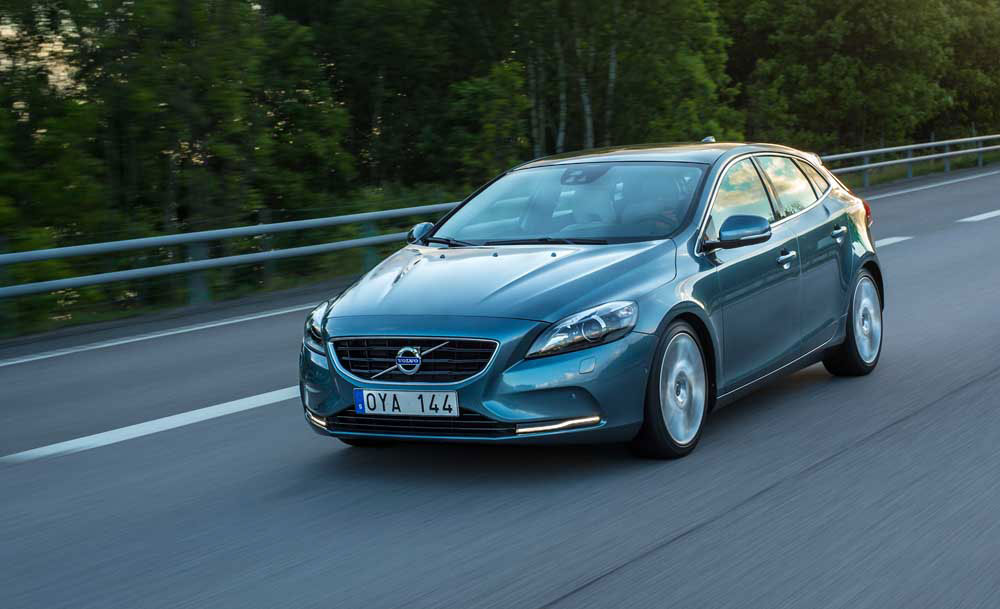 Photo of Volvo V40 D2 [test drive]