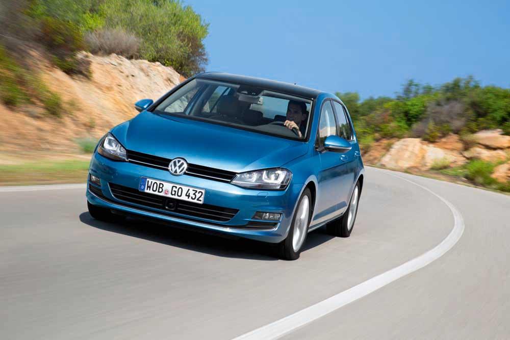 Photo of Volkswagen, έφτασε το νέο Golf!