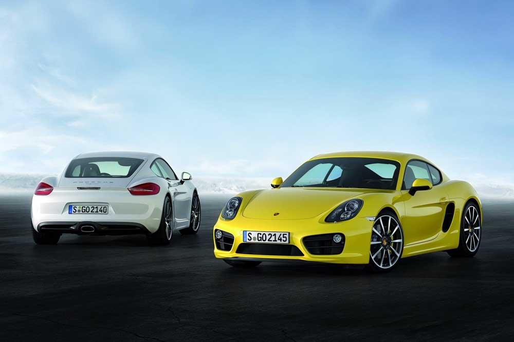 Photo of Porsche, ελαφρύτερη και ισχυρότερη η νέα Cayman!