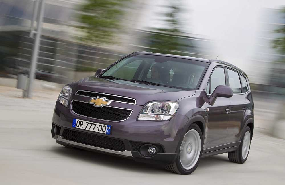 Photo of Chevrolet Orlando 1.8 [test drive]
