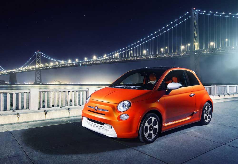 Photo of Fiat, με ηλεκτροκίνητο 500 στο LA!
