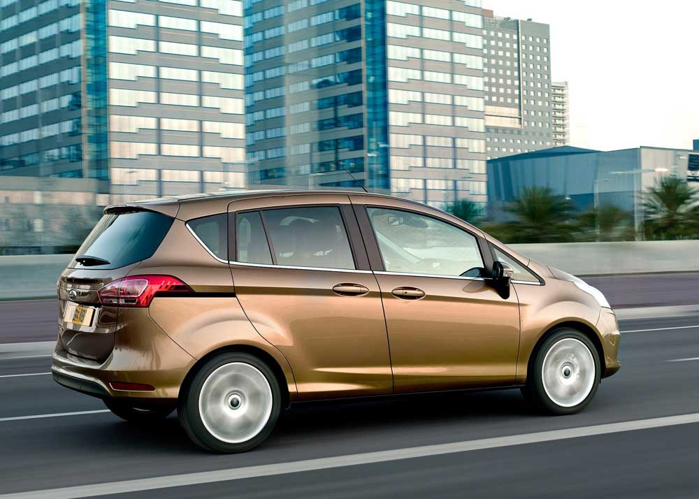 Photo of Ford B-MAX 1.0 Ecoboost 120 PS [test drive]