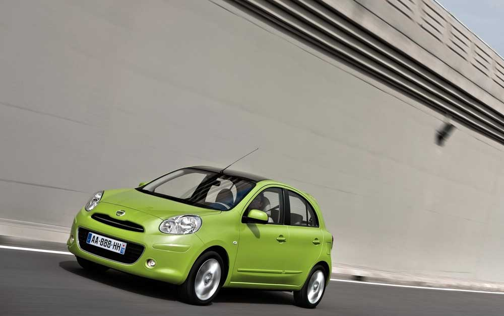 Photo of Nissan Micra 1.2 [test drive]