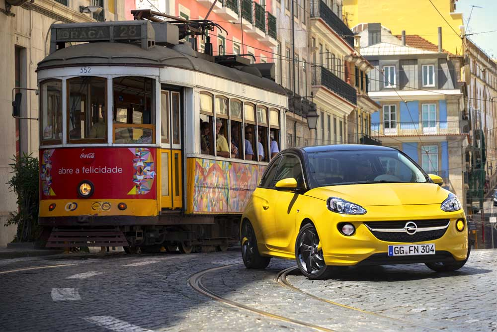 Photo of Opel Adam [first drive]