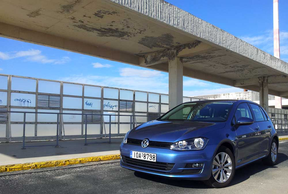 Photo of Volkswagen Golf 1.2 TSI 85 PS [test drive]