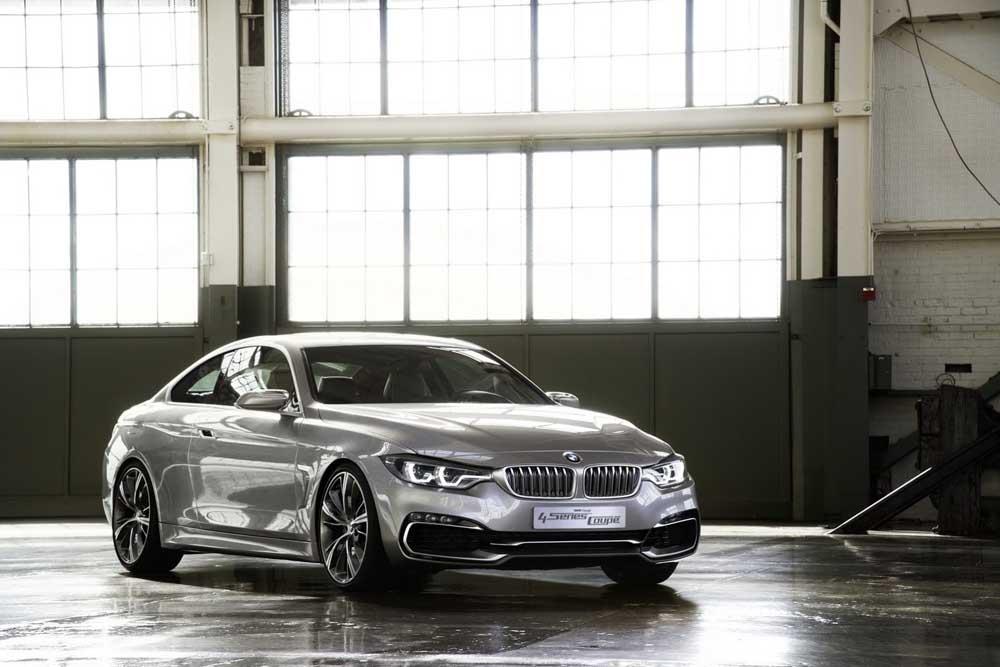 Photo of Αποκάλυψη για την BMW 4 Coupe!