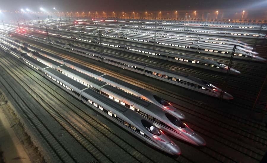 Photo of Η μακρύτερη γραμμή υπερταχείας στον κόσμο!