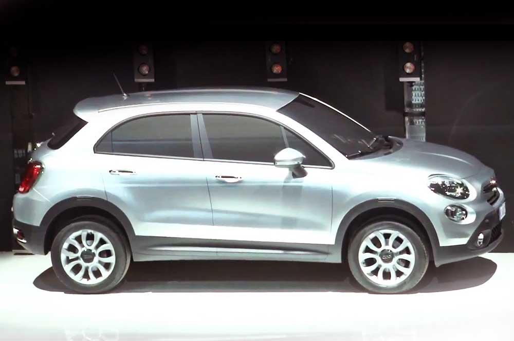 Photo of Fiat, το 2014 το 500X!