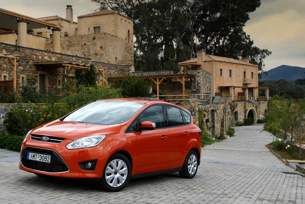 Photo of Ford C-MAX 1.6 TDCi [test drive]