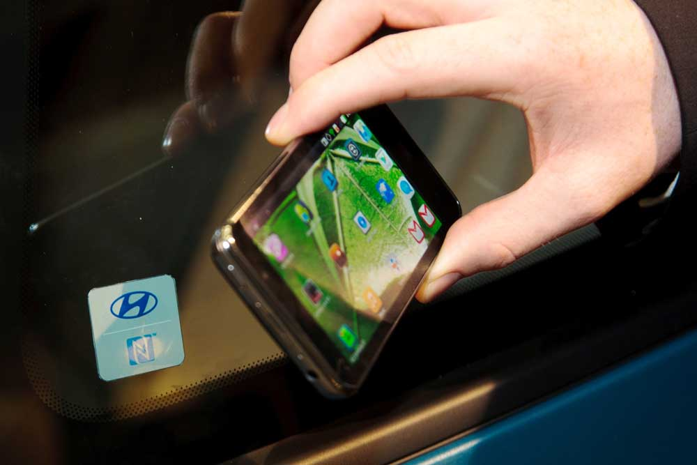Photo of Hyundai, smartphone αντί για… κλειδί!