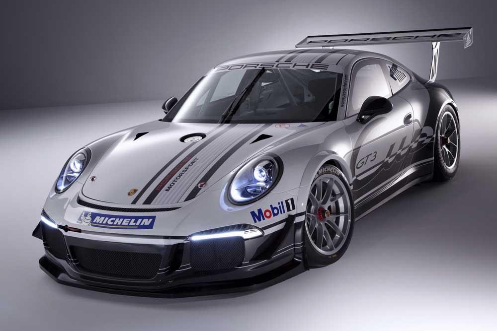 Photo of Porsche, πρώτη γεύση από νέα 911 GT3 Cup!
